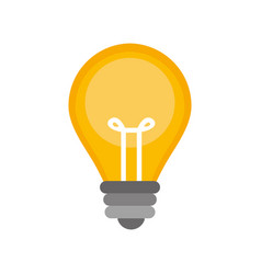 Light bulb and electric energy vector