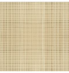 canvas linen fabric vector image