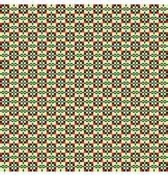 Geometric ethnic ornament seamless pattern vector