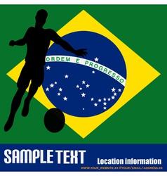 Brazil 2014 vector