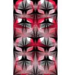 Colorful ornamental pattern seamless art vector