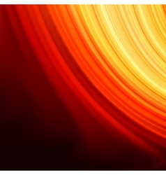 Red smooth twist light lines background eps 8 vector