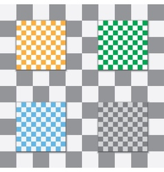 background of the squares vector image