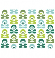 Scandinavian wallpaper vector