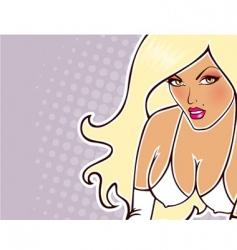 sexy women vector image vector image