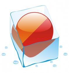 butane flag vector image vector image