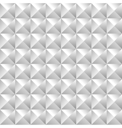 Geometric pattern of bulk pyramids vector