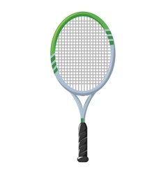 Tennis racket icon Sport concept graphic vector image