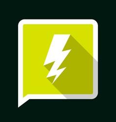 Flashlongshadow vector