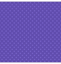 Seamless Stars Pattern Background vector image vector image