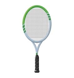 Tennis racket icon sport concept graphic vector