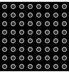 eyelets vector image