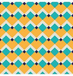 Fashion geometric pattern vector image
