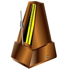 Metronome vector