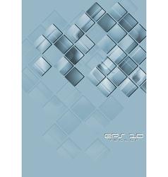 Abstract hi-tech design vector image vector image