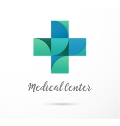 medical healthcare and pharmacy icon vector image vector image