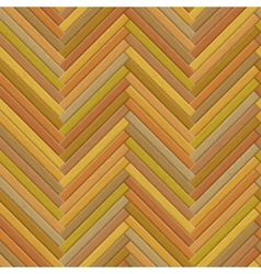 Seamless background wooden parquet vector image