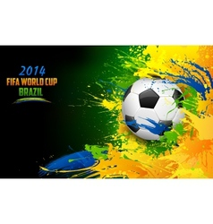 FIFA World Cup vector image
