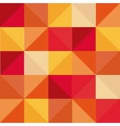 Multicolored background with abstract shapes vector