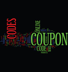 Figis coupon codes text background word cloud vector