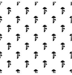 honey fungus pattern vector image