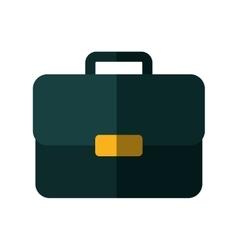Portfolio business isolated icon vector