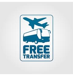 Free transfer icon 01 vector