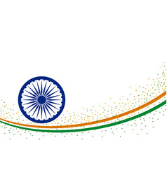 India independence day background design vector