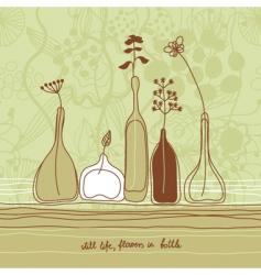 still life vector image