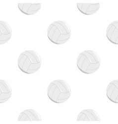 Volleyball icon cartoon Single sport icon from vector image vector image