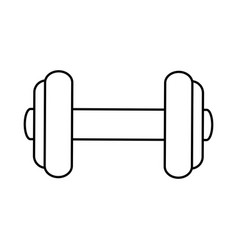 Weights icon image icon vector