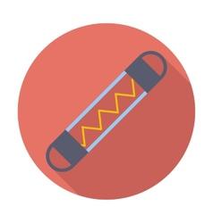 Automotive fuse single icon vector image