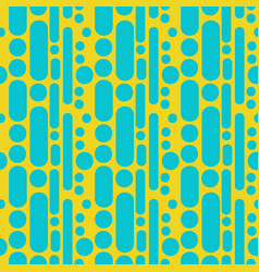 seamless pattern abstract background colorful vector image vector image
