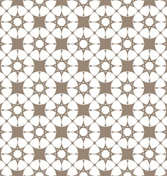 Abstract beige seamless pattern with stylized vector image