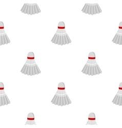 Badminton icon cartoon single sport icon from the vector