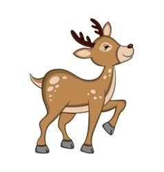 Reindeer For Your Design vector image vector image