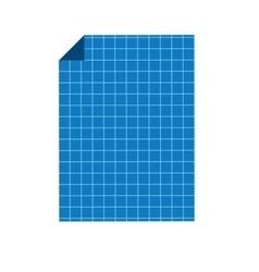 Document information data paper icon vector
