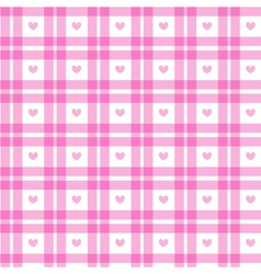 Romantic Pink Square vector image vector image