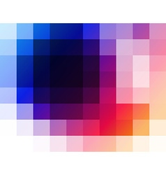 Abstract mosaic composition vector