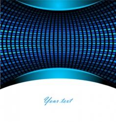 black message vector image vector image