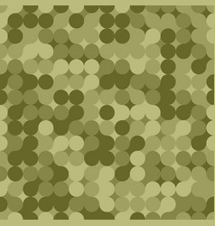 modern camouflage seamless pattern vector image