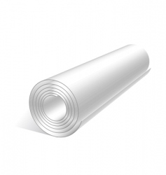 sheet roll vector image vector image