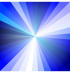 Blue Light Ray Abstract Background vector image