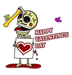 Ard happy valentine s day vector