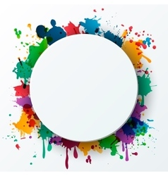 Colorful celebration background vector