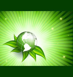 world environment day vector image vector image