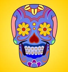 SkullCandy vector image