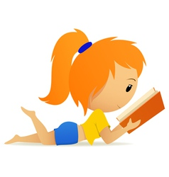 lolita book vector image