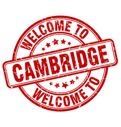 Welcome to cambridge vector