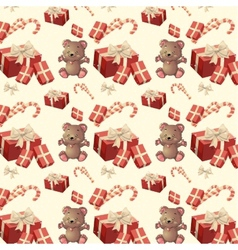 Pattern new year vector